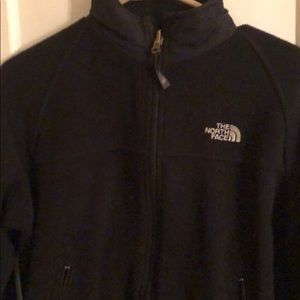 THE NORTH FACE GIRLS ZIP UP JACKET